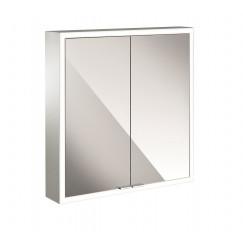 Emco Asis Prime spiegelkast 60 2 deuren -led verl.binnen spiegel  949705061