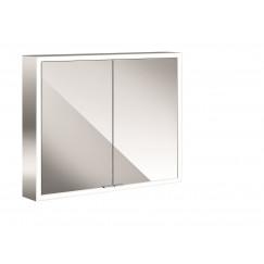 Emco Asis Prime spiegelkast 80 2 deuren -led verl.binnen spiegel