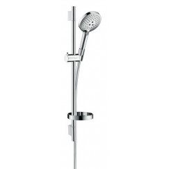 Hansgrohe Raindance Select glijstangset 65cm s120 met handdouche chroom Chroom 26630000