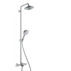 Hansgrohe Raindance Select showerpipe 240 bad