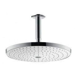 Hansgrohe Raindance Select s300 2jet hoofddouche plafondaansluiting chroom Chroom 27337000