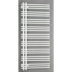 Zehnder Yucca Asym radiator 872x478 mm. 353w Wit Ral 9016 YA090050