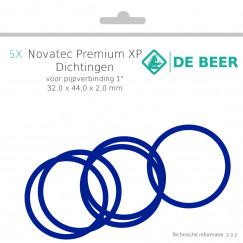 "De Beer  primium ring 1"" 32x44x2,0 a 5 stuks  157401988"