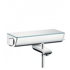 Hansgrohe Ecostat Select badthermostaat met omstel chroom Chroom 13141000