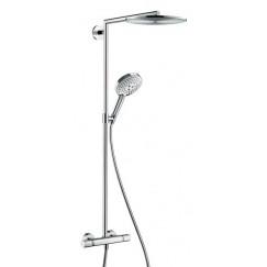 Hansgrohe Raindance Select Air showerpipe 300 chroom Chroom 27114000