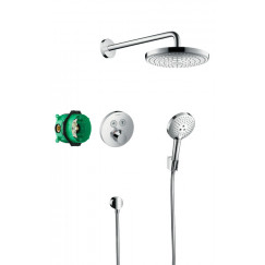 Hansgrohe Raindance Select s / showerselect s showerset chroom Chroom 27297000