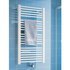 Kermi Basic-50 radiator 1770x599 mm. as=onderzijde 1022w wit9016 Wit Ral 9016 E001M1800602XXK