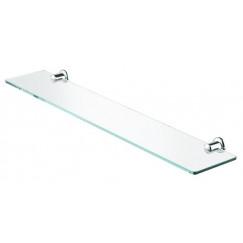 Geesa 27 Collection planchet 55 cm. met glasplaat chroom Chroom 91270102