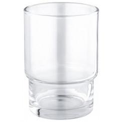 Grohe Essentials glas voor glashouder helder  40372001