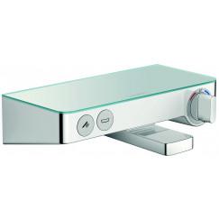 Hansgrohe Select Shower Tablet 300 badthermostaat met omstel chroom Chroom 13151000