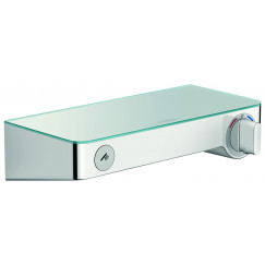Hansgrohe Select Shower Tablet 300 douchethermostaat 15 cm. chroom Chroom 13171000