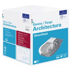 Villeroy & Boch Omnia Architectura wandcloset direct flush zitt.sc.+qr. c+ combi-pack