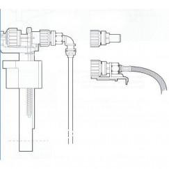 Geberit  membraam v/flotteur  S8H894000