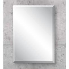 Novio Facet spiegel 40x80 bxh facetrand 10mm.vert.zijden.m/bev