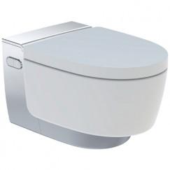 Geberit Aquaclean Mera comfort wandcloset douche wc chroom Chroom 146.210.21.1