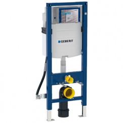 Geberit Duofix inbouwreservoir na inb.v/closet nog 6cm.verstelbr.