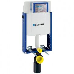 Geberit Kombifix sigma inbouwreservoir up320 hoogte 108 cm.  110.355.00.5