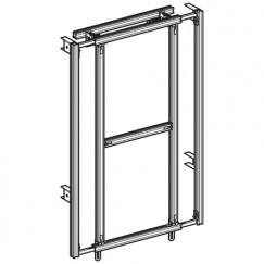 Geberit Gis Easy lege opzetmodule 120x60-95 cm.