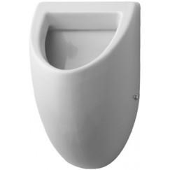 Duravit Fizz urinoir met vlieg toevoer achter Wit 0823360007