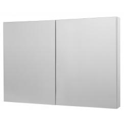 Novio Liam spiegelkast 100 cm. met 2 deuren