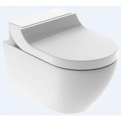Geberit Aquaclean Tuma comfort wandcloset met douche wc wit Wit 146.290.11.1