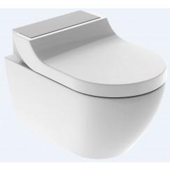 Geberit Aquaclean Tuma wandcloset douche wc zonder spoelrand wit Wit 146.290.FW.1