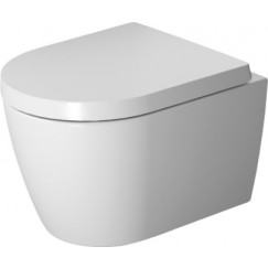 Duravit Me By Starck wandcloset 48 cm. rimless wit Wit 2530090000