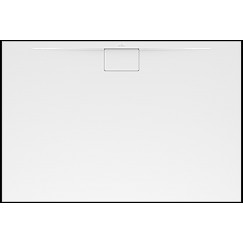 Villeroy & Boch Architectura douchebak metal rim 140x90x1.5cm wit Wit UDA1490ARA215V-01