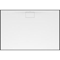 Villeroy & Boch Architectura douchebak metal rim 140x90x4.8cm wit Wit UDA1490ARA248V-01