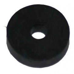 De Beer  kraanschijf 31 x 12 x 4 mm. rubber  142310100