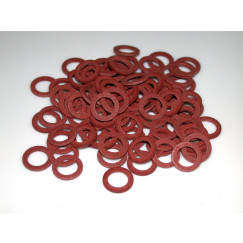 "De Beer  fiberring 1 1/4"" 39x30x2 mm.  150050100"