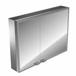 Emco Asis Prestige spiegelkast 787x637 mm. zonder radio Aluminium 989706020
