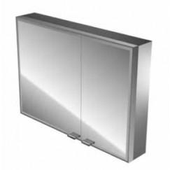 Emco Asis Prestige spiegelkast 887x637 mm. zonder radio Aluminium 989706043