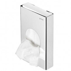 Geesa Hotel hygiene zakjeshouder rvs look Rvs Look 91122