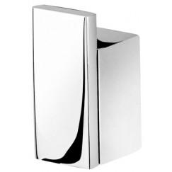 Geesa Modern Art handdoekhaak enkel chroom Chroom 913513-02