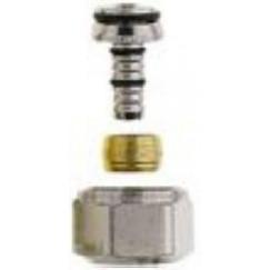 """Heimeier  klemkoppeling 3/4""""x16x2 mm.voor meerlagenbuis  133116351"""