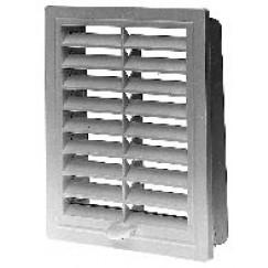 Upmann  ventilatierooster 15x15 cm. g5vm