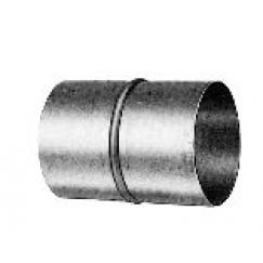 Upmann  verbindingsstuk 100 mm. f16
