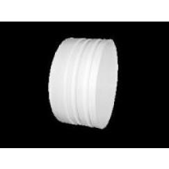 Upmann  verbindingsstuk 100 mm. f30