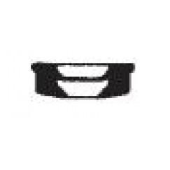 Upmann  rubber manchet v/sifon-aansluitbocht 50 mm.  82288