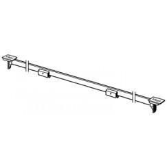 Viega Visign insteekrooster sr1 30-120 cm.voor douchegoot mat  686284