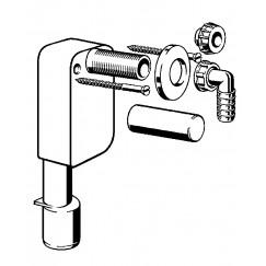 Viega  inbouw/opbouw sifon v/toestellen