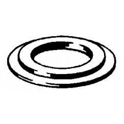 Viega  lippenring 42mm.v/afv.plug/korfzeef 9634.0/9710.0  104740