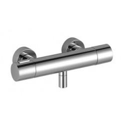 "Dornbracht  opbouw thermostaat zonder greep 3/8""bi.slangaansl. Platina Mat 34440979-06"