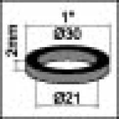 "Neoperl  fiber pakking 1""  55430211"