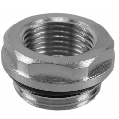 "radiator reduceerplug 1/2""x3/8"" met o-ring"
