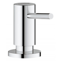 Grohe Cosmopolitan zeepdispenser 400 ml. supersteel Supersteel 40535DC0