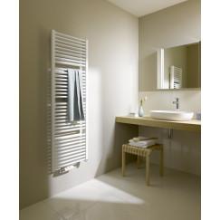 Kermi Duett radiator 1188x634 mm. 1089w wit Wit DUN2M1200602XXK