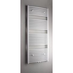 Novio Apollo G radiator 50x140 n31 634w geb.+midd.aansl.wit 9016 Wit Ral 9016