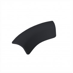 Novio Riga badkussen 38x27x13 cm. zwart Zwart